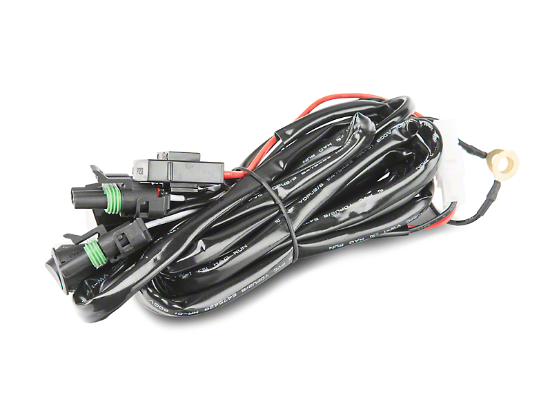 Led Light Bar Furthermore Led Light Bar Wiring Harness In Addition Led