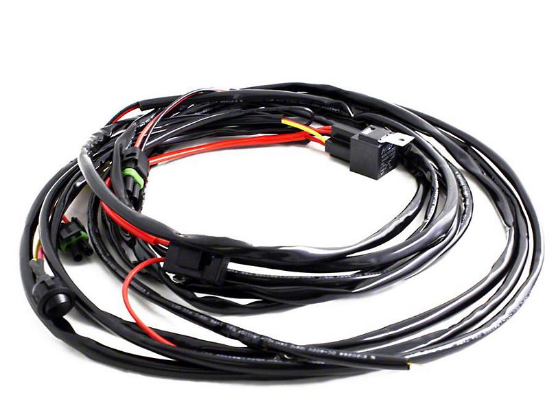Baja Designs Squadron/S2 LED Light Wire Harness