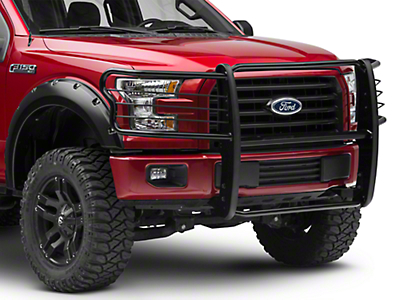 Barricade Brush Guard - Black (15-18 F-150, Excluding Raptor)