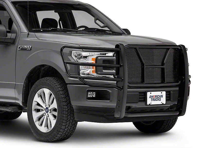 Barricade Extreme Heavy Duty Brush Guard - Black (15-19 F-150, Excluding Raptor)