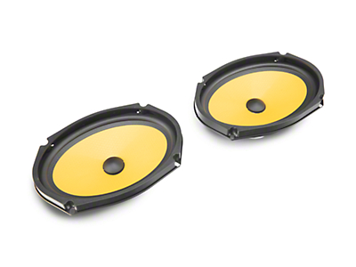 JL Audio C1 6x9 in. Component Speaker System - Front Door (04-18 F-150)