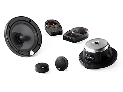 JL Audio Evolution C3 6.5 in. Convertible Component Speaker System - Front Door (04-18 F-150)