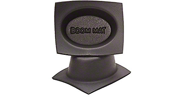 Boom Mat Speaker Baffles - 4x6 in. Oval (97-18 F-150)
