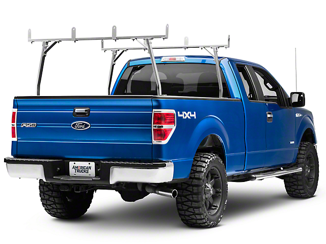 Hauler Racks Removable Truck Rack - 1,000 lb. Capacity (97-18 F-150)