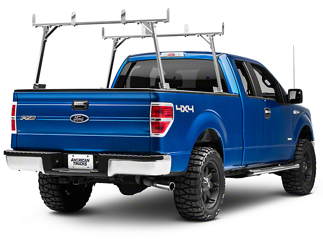 Hauler Racks Aluminum Econo Truck Rack - 800 lb. Capacity (97-19 F-150)