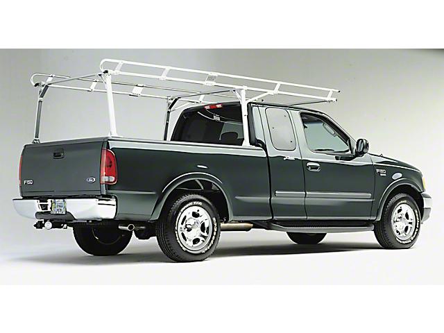 Hauler Racks Heavy Duty Aluminum Truck Rack - 1,200 lb. Capacity (97-19 F-150 Styleside w/ 6.5 ft. & 8 ft. Bed)