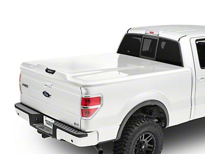 Ford F150 Hard Bed Cover >> 2009 2014 F 150 Bed Covers Tonneau Covers Americantrucks Com