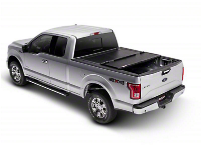 UnderCover Flex Tri-Fold Tonneau Cover - Black Textured (97-03 F-150 Styleside w/ 6.5 ft. Bed)
