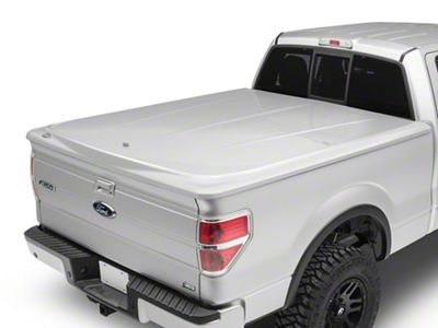 Undercover F 150 Lux Hinged Tonneau Cover Pre Painted T537489 09 14 F 150 Styleside W 5 5 Ft 6 5 Ft Bed