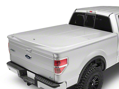 UnderCover LUX Hinged Tonneau Cover - Pre-Painted (09-14 F-150 Styleside w/ 5.5 ft. & 6.5 ft. Bed)