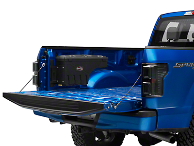 UnderCover Swing Case Storage System - Driver Side (15-18 F-150)