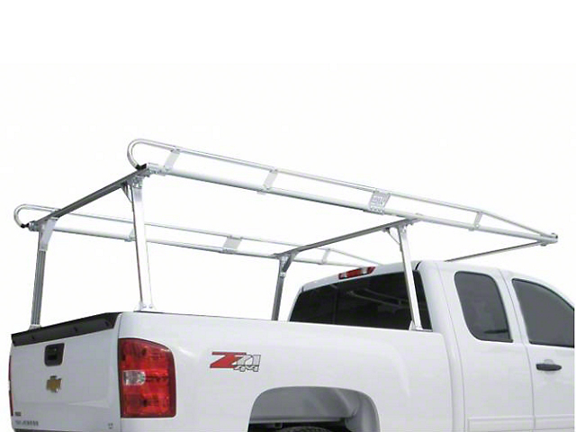 Hauler Racks Hauler II Heavy Duty Aluminum Truck Rack - 1,200 lb. Capacity (97-19 F-150 w/ 6.5 ft. Bed)