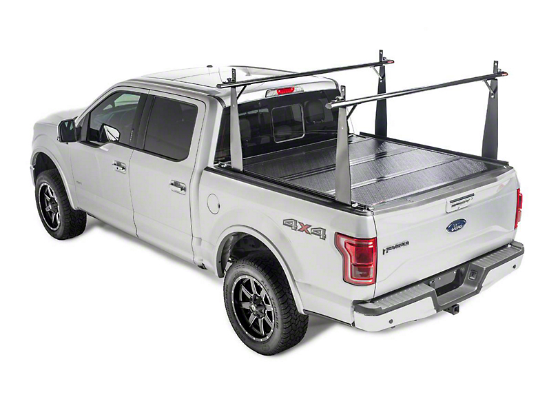 BAK Industries BAKFlip Contractor Series Tri-Fold Tonneau Cover (04-14 F-150 Styleside)