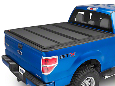 BAK Industries BAKFlip MX4 Folding Tonneau Cover (04-14 F-150 Styleside w/ 5.5 ft. & 6.5 ft. Bed)