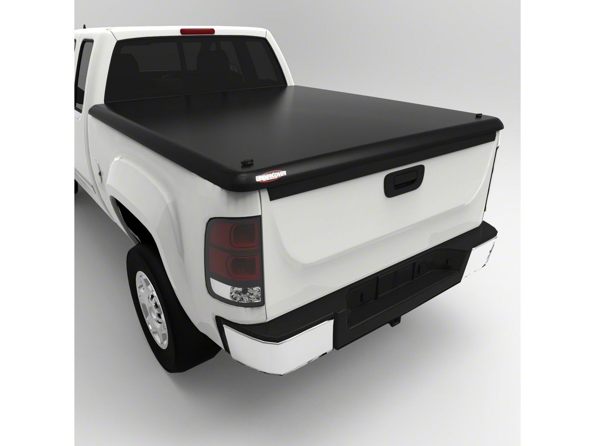 Undercover F 150 Classic Hinged Tonneau Cover Black Textured T537564 97 03 F 150 W 5 5 Ft 6 5 Ft Bed