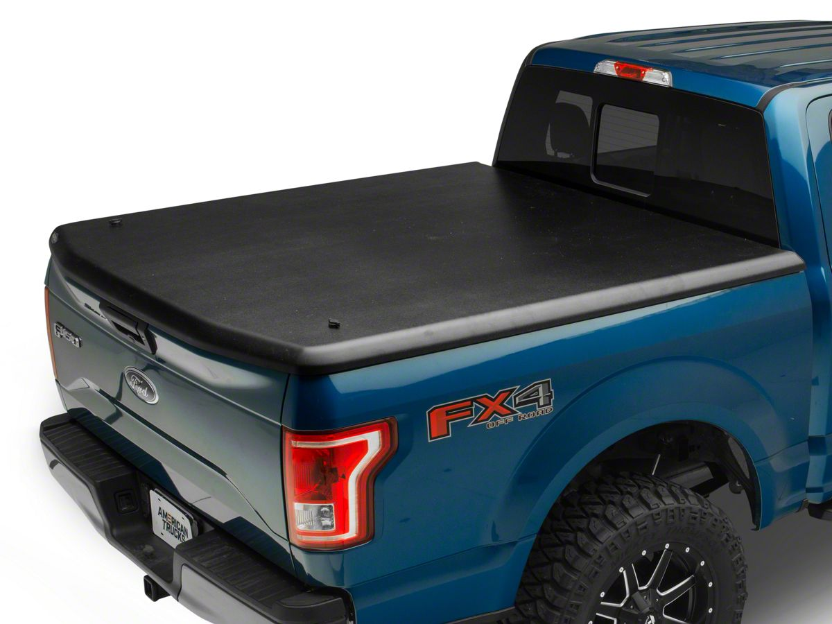 Undercover F 150 Classic Hinged Tonneau Cover Black Textured T537565 15 20 F 150 W 5 5 Ft 6 5 Ft Bed