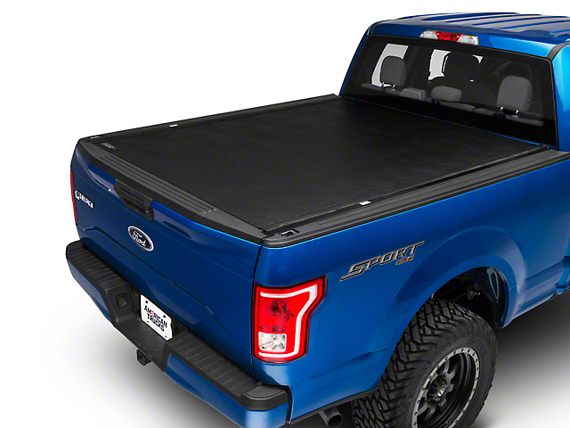 BAK Industries Revolver X2 Roll-Up Tonneau Cover (15-18 F-150)