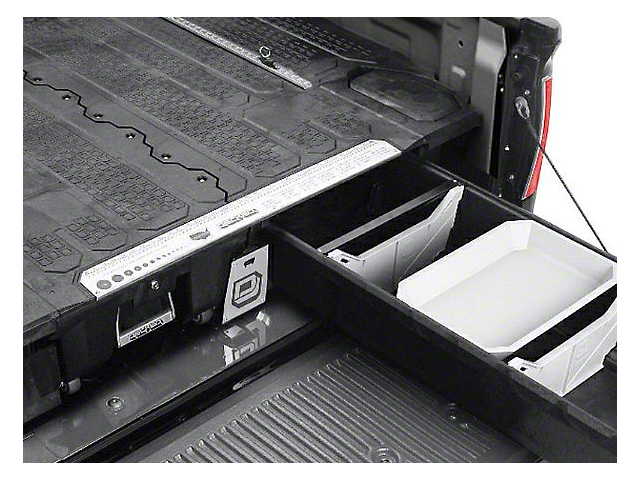 DECKED Truck Bed Storage System (15-20 F-150 w/ 5.5 ft. & 6.5 ft. Bed)