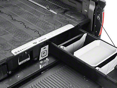 Decked Truck Bed Storage System (15-19 F-150 w/ 5.5 ft. & 6.5 ft. Bed)