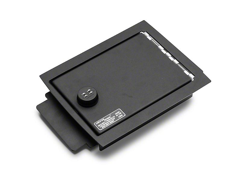 Lock'er Down Console Safe (09-14 F-150 w/ Column Shifter)
