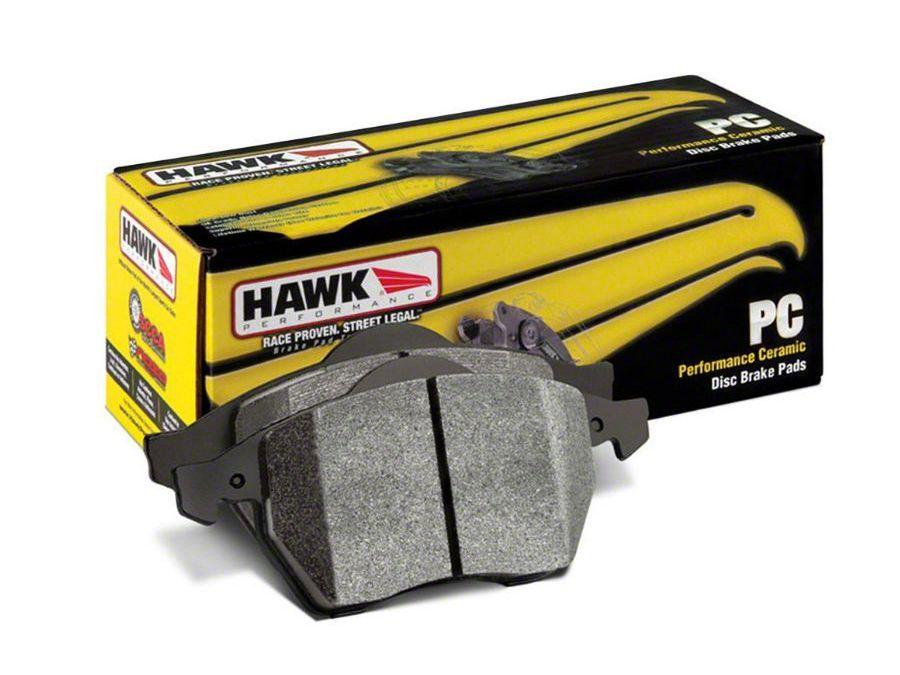 Hawk Performance Ceramic Brake Pads - Front Pair (15-19 F-150)