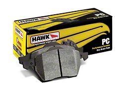 Hawk Performance Ceramic Brake Pads; Rear Pair (12-14 F-150; 15-20 F-150 w/ Manual Parking Brake)