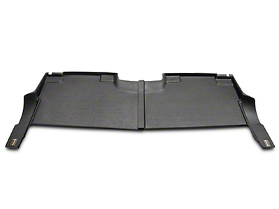 Weatherboots Heavy Duty Rear Floor Liner - Black (15-18 F-150 SuperCrew)