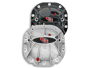 G2 Gloss Black Torque Differential Cover - 8.8 in. (97-14 F-150)