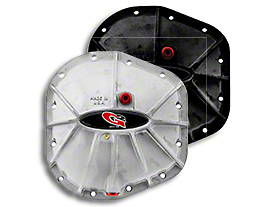 G2 Raw Aluminum Hammer Differential Cover - 9.75 in. (97-18 F-150)