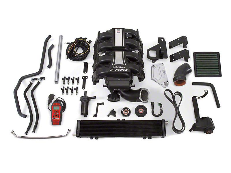 Edelbrock E-Force Stage 1 Street Supercharger Kit (15-16 5.0L F-150)