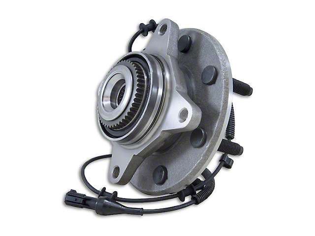 Yukon Gear Front Bearing & Hub Assembly - 7-Lug (05-08 F-150)