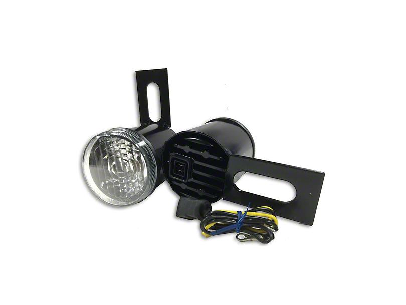 Delta 3 in. 30H Pipe-Lites LED Back-Up Light Kit