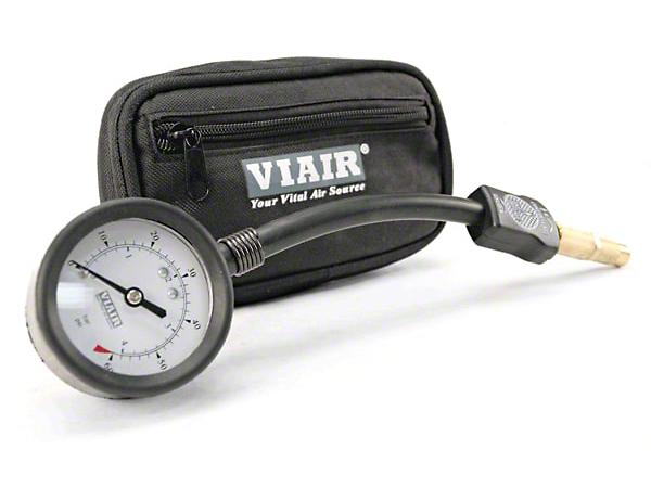 Viair 3-in-1 Air Down Tire Gauge