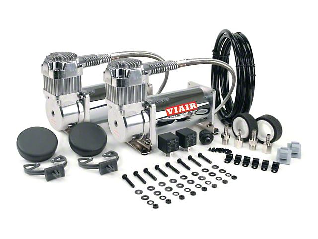Viair Dual Chrome 380C Air Compressors