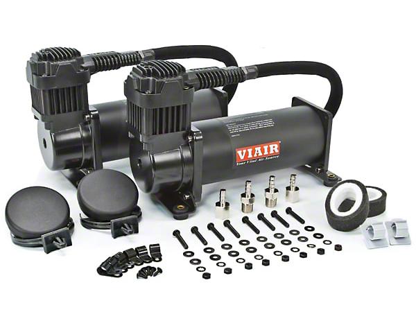 Viair Dual Chrome 444C High-Performance Air Compressors