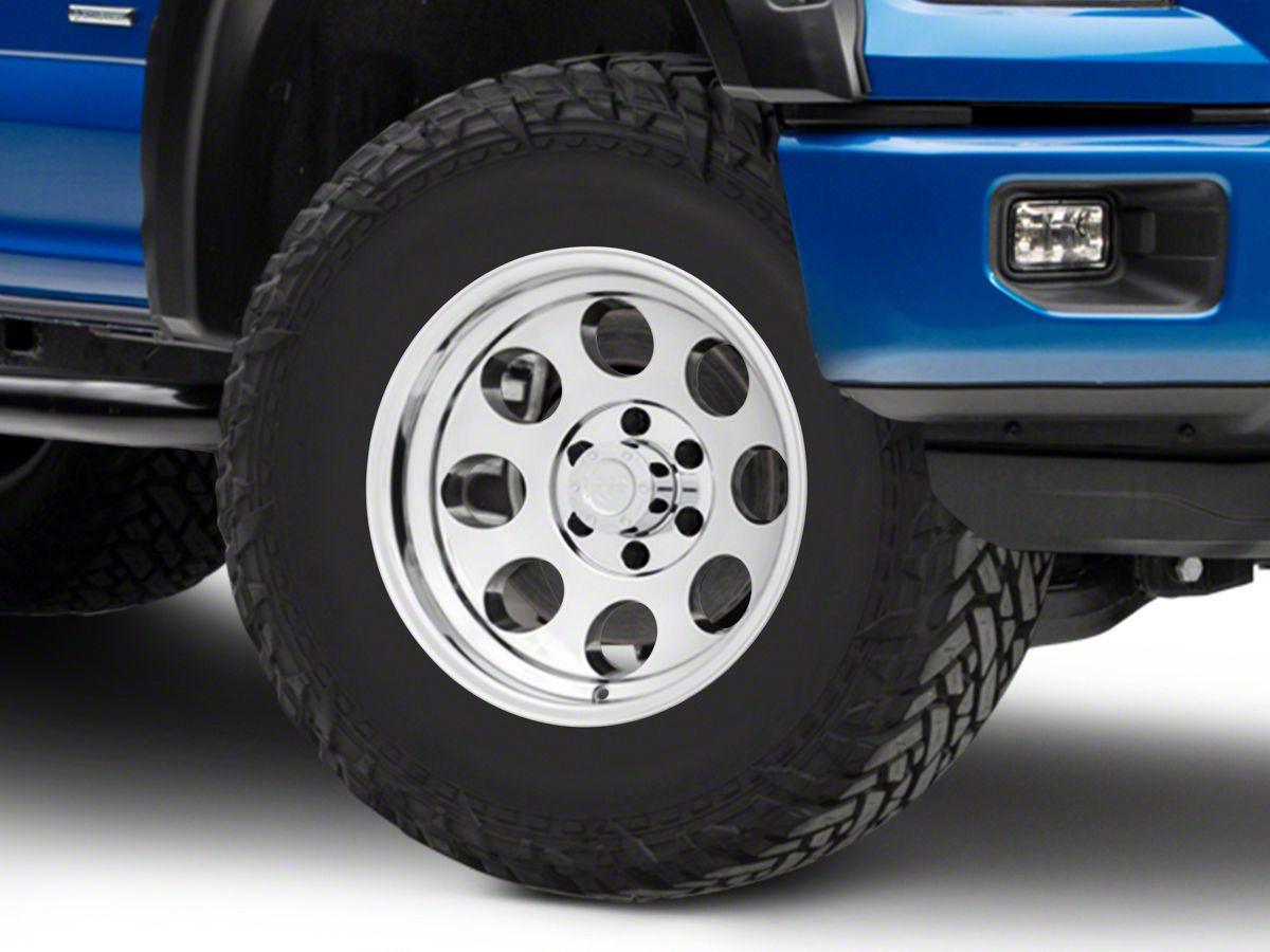 Ford F150 Lug Pattern >> Pro Comp Wheels 69 Series Polished 6 Lug Wheel 17x9 6mm Offset 15 19 F 150