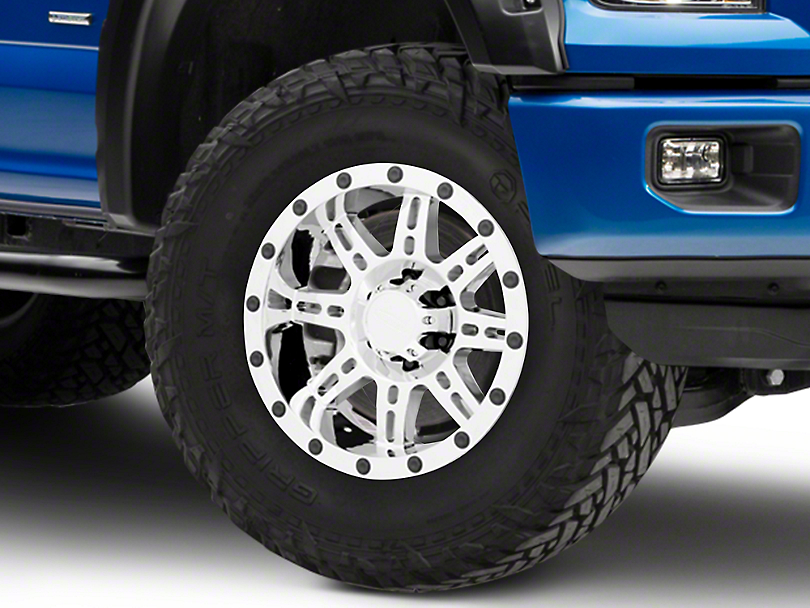 Pro Comp Wheels Series 6631 Chrome 6-Lug Wheel - 18x9 (04-19 F-150)