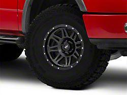 Pro Comp Wheels 05 Series Matte Black 6-Lug Wheel; 17x9; -6mm Offset (04-08 F-150)