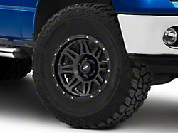 Pro Comp Wheels Series 7005 Matte Black 6-Lug Wheel - 17x9; -6mm Offset (09-14 F-150)