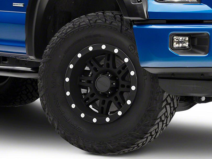 Pro Comp Wheels Series 7031 Matte Black 6-Lug Wheel - 17x9; -6mm Offset (15-19 F-150)