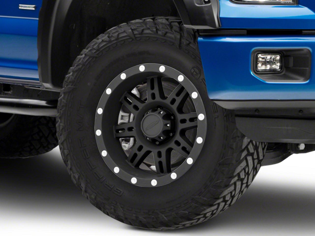 Pro Comp Series 7031 Matte Black 6-Lug Wheel - 18x9 (04-18 F-150)
