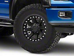 Pro Comp Wheels 33 Series Grid Matte Black 6-Lug Wheel; 18x9; 0mm Offset (15-20 F-150)