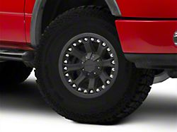 Pro Comp Wheels 33 Series Grid Matte Black 6-Lug Wheel; 18x9; 0mm Offset (04-08 F-150)
