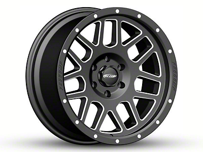 Pro Comp Vertigo Satin Black Milled 6-Lug Wheel - 18x9 (04-19 F-150)