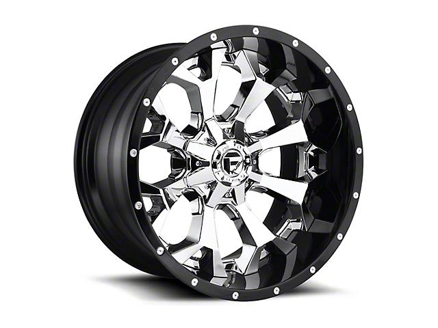 Fuel Wheels Assault Chrome 6-Lug Wheel - 22x12 (04-19 F-150)