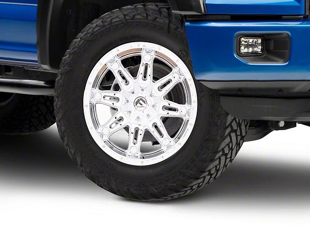 Fuel Wheels Hostage Chrome 6-Lug Wheel - 20x10 (15-19 F-150)