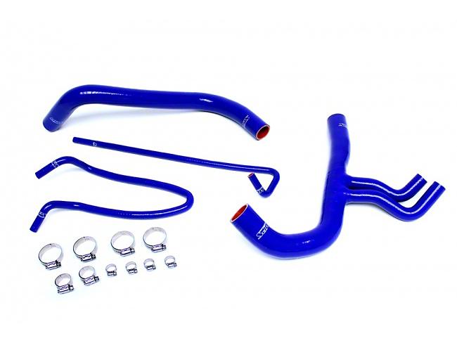 HPS Silicone Radiator Coolant Hose - Blue (11-14 3.5L EcoBoost, 3.7L F-150)