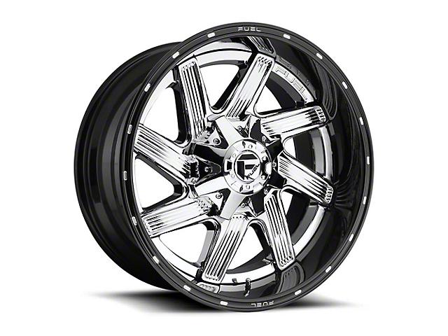 Fuel Wheels Moab Chrome 6-Lug Wheel - 22x12 (04-19 F-150)