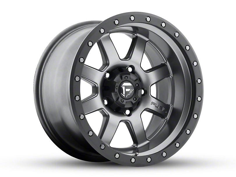 Fuel Wheels Trophy Gun Metal 6-Lug Wheel - 18x10 (04-19 F-150)