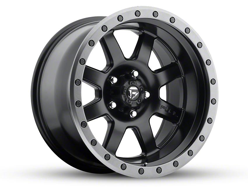Fuel Wheels Trophy Matte Black 6-Lug Wheel - 18x10 (04-18 F-150)